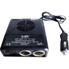 Spannungswandler 24V auf 12V Convertitore di tensione 96 W 1 pz. (L x L x A) 11.5 mm x 11 cm x 4.5