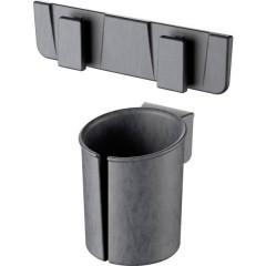 Supporto di base con portabicchieri 1 pz. (L x A x P) 163 x 100 x 95 mm