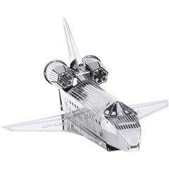 Space Shuttle Atlantis Kit di metallo