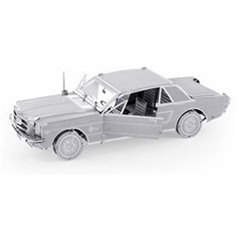 Ford 1965 Mustang Kit di metallo
