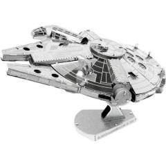 Star Wars Millenium Falcon Kit di metallo