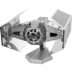 Star Wars Vader TIE Fighter Kit di metallo