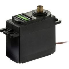 Standard Servo S150MH Servo analogico Materiale trasmissione: Metallo Sistema innesto: JR