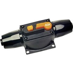 Fusibile automatico HiFi per auto Adatto per: 40 A protetto dagli spruzzi dacqua
