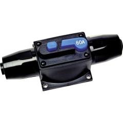 Fusibile automatico HiFi per auto Adatto per: 60 A protetto dagli spruzzi dacqua