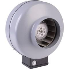 Ventilatore radiale 230 V 250 m³/h 10 cm