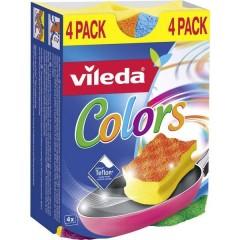Spugna Colors confezione da 4 pz