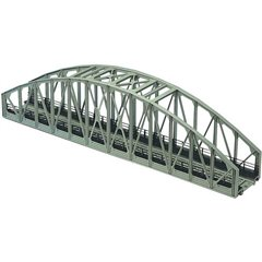H0 Ponte ad arco 1 binario Universale (L x L) 457.2 mm x 75 mm
