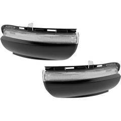 LEDriving® White Edition Indicatori di direzione per specchietti retrovisori Volkswagen Golf