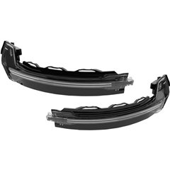 LEDriving® Black Edition Indicatori di direzione per specchietti retrovisori Audi A3, S3,