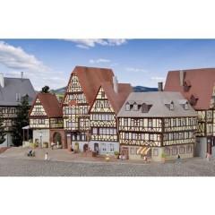 N Piazza del mercato Miltenberg Kit da montare