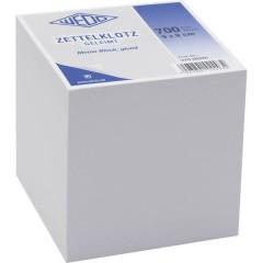 blocco note Bianco 700 Foglio