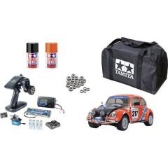 MF-01X VW Beetle Rally Brushed 1:10 Automodello Elettrica Auto stradale 4WD Kit risparmio 2,4 GHz Kit esclusivo