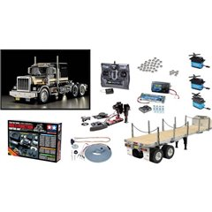 US King H Black Edition 1:14 Elettrica Camion modello Kit risparmio Kit esclusivo