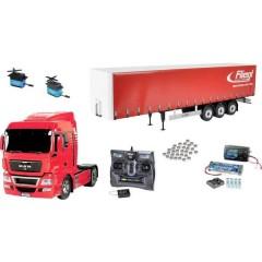 MAN TGX 2A 1:14 Elettrica Camion modello Kit risparmio Kit esclusivo