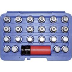 Set di chiavi per lucchetto per cerchione VAG