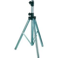 SAT stativo di supporto Adatto per dimensioni parabola: Ø fino a 90 cm Pieghevole Argento