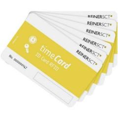 timeCard RFID Chipkarten 50 DES smart card vuote