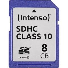 Scheda SDHC 8 GB Class 10