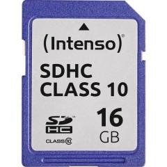 Scheda SDHC 16 GB Class 10