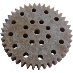 Legno, Plastica Ingranaggio Tipo di modulo: 1.0 Numero di denti: 40 1 pz.
