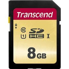 Premium 500S Scheda SDHC 8 GB Class 10, UHS-I, UHS-Class 1