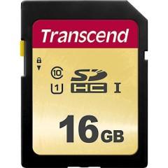 Premium 500S Scheda SDHC 16 GB Class 10, UHS-I, UHS-Class 1