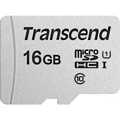 Premium 300S Scheda microSDHC 16 GB Class 10, UHS-I, UHS-Class 1
