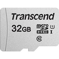 Premium 300S Scheda microSDHC 32 GB Class 10, UHS-I, UHS-Class 1