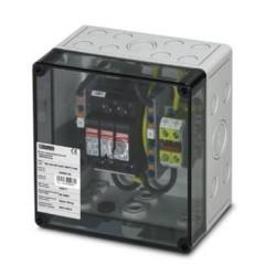 SOL-SC-2ST-0-DC-1MPPT-2000 Morsettiera generatore
