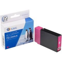 Cartuccia Compatibile sostituisce Canon PGI-1500XL M Magenta NP-C-1500XLM