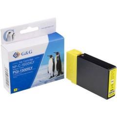 Cartuccia Compatibile sostituisce Canon PGI-1500XL Y Giallo NP-C-1500XLY