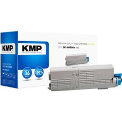 Toner sostituisce OKI 46490606 Compatibile Magenta 6000 pagine O-T55X