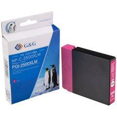 Cartuccia Compatibile sostituisce Canon PGI-2500XL M Magenta NP-C-2500XLM
