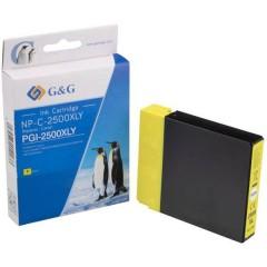 Cartuccia Compatibile sostituisce Canon PGI-2500XL Y Giallo NP-C-2500XLY