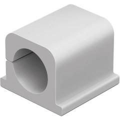 Clip ferma cavo CAVOLINE® CLIP PRO 2 4 pz. (L x A) 25 mm x 25 mm