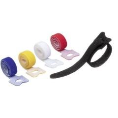 Fascetta ferma cavi a strappo CAVOLINE® GRIP TIE Assortito vari colori 10 mm 5 pz. 200 mm