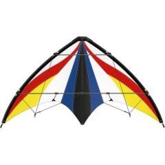 Aquilone acrobatico Spirit Larghezza estensione 1250 mm Intensità del vento 4 - 6 bft