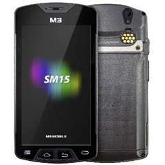 SM15 N Scanner bar code 2D WiFi, Bluetooth® Imager Nero Scanner per smartphone e tablet Wi-Fi 5 (IEEE 802.11