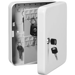 Cassetta porta chiavi FAVOR KC 48 Numero di ganci 48 Bianco