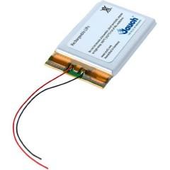 LP523450JU Batteria ricaricabile speciale Prismatica con cavo LiPo 3.7 V 1000 mAh