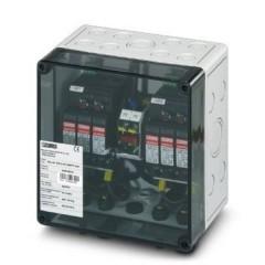SOL-SC-1ST-0-DC-2MPPT-1001 Morsettiera generatore