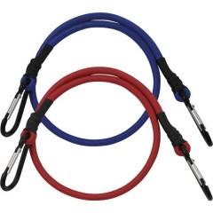 Corda elastica Con moschettoni