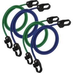 Corda elastica Con ganci di plastica