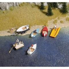 N Barca Kit da montare