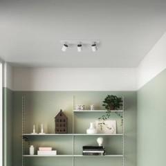 Runner Faretto da soffitto LED (monocolore) GU10 10.5 W Bianco