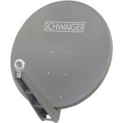 SPI085PR Antenna SAT 85 cm Materiale riflettente: Alluminio Antracite