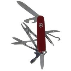 Deluxe Tinker Coltellino svizzero Numero funzioni 17 Rosso