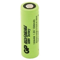 GP130AAM Batteria ricaricabile Stilo (AA) NiMH 1300 mAh 1.2 V 1 pz.