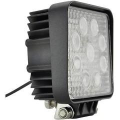 Faro da lavoro 9 V, 12 V, 24 V, 32 V Illuminazione da vicino (L x A x P) 110 x 136 x 65 mm 1810 lm 6000 K